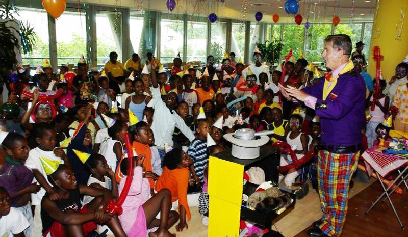 Deutsche Bank Children's Charity Christmas Party