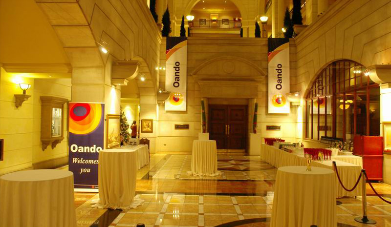 Oando Launch